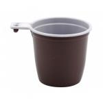 Чашка кофейная пластиковая 50шт./уп.