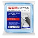 """Салфетка из микрофибры для стекла """"PRO service"""""""