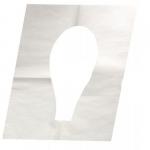Бумажные гигиенические подкладки на сиденье унитаза