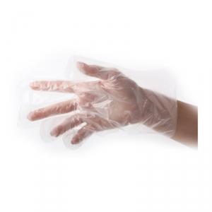 Перчатки полиэтиленовые одноразовые, 100шт./уп.