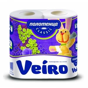 Полотенца бумажные Veiro Classic