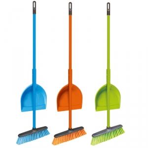 Набор для уборки Тандем Центи (щетка с рукояткой+совок)