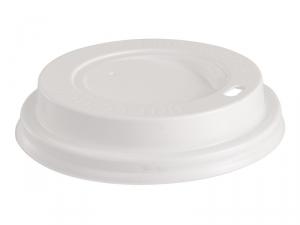 Крышка пластиковая для стаканов для горячих напитков