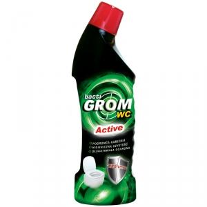 Средство чистящее для ванной комнаты и туалета BactiGROM Active