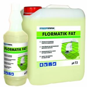 Средство для удаления жирных загрязнений PROFIMAX FLORMATIK FAT