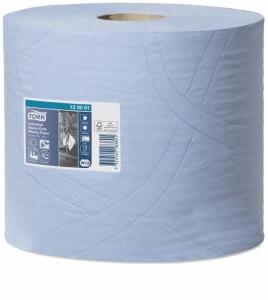 Протирочный материал Tork Premium, W1/W2, суперпрочный