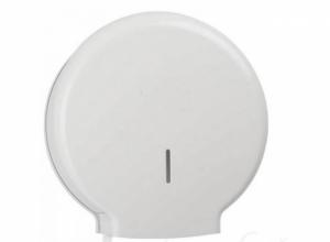 Диспенсер для туалетной бумаги в мини и средних рулонах пластиковый