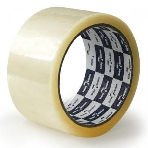 Клейкая лента упаковочная прозрачная Klebebander