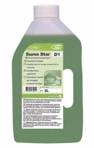 Средство для ручного мытья посуды Suma Star D1