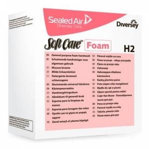 Мыло-пена Soft Care Foam