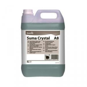 """Профессиональный ополаскиватель посуды для посудомоечных машин """"Diversey Suma Crystal"""""""