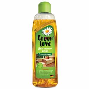 """Средство моющее для пола """"Green Love"""" экологичное"""