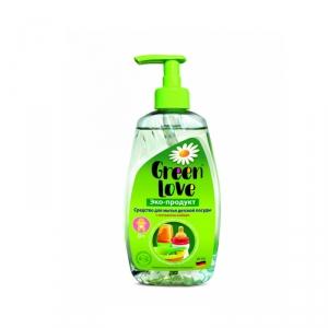 """Средство для мытья посуды детской """"Green Love"""" экологичное"""