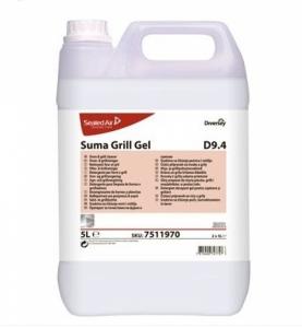 """Средство чистящее для печей, грилей и фритюрниц """"Suma Grill Gel D9.4"""""""