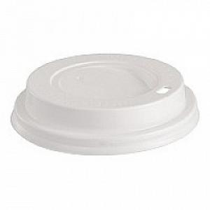 Крышка пластиковая для стаканов