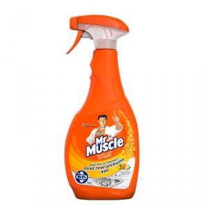 """Средство чистящее для кухни """"Mr. Muscle Эксперт Энергия цитруса"""""""