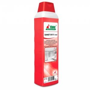 """Средство чистящее для генеральной уборки санитарных зон и бассейнов """"Sanet BR 75 red"""""""