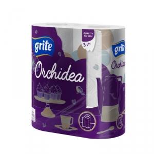 "Полотенца бумажные ""GRITE Orchidea"""