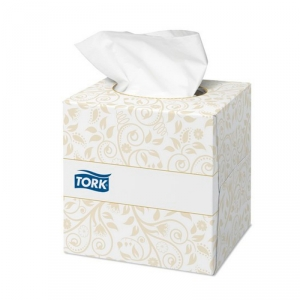 "Салфетки для лица ультрамягкие ""TORK Premium"""
