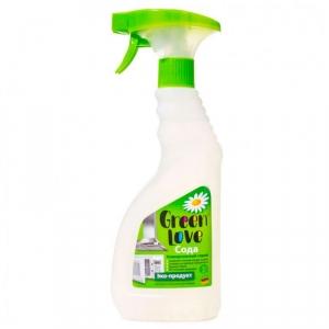 """Средство чистящее универсальное """"Green Love"""" с содой"""