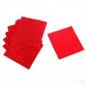 Салфетки бумажные 33х33
