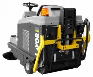 Подметальная машина LAVOR PRO SWL R1000 ET BIN-UP (с фронтальным освещением)