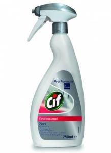 Средство чистящее для сантехники Cif Washroom 2in1