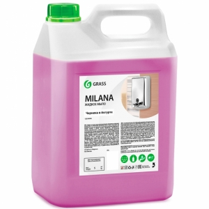 Мыло жидкое Milana, 5 кг