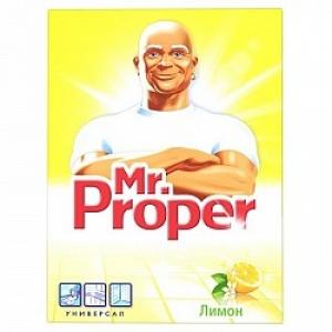 Универсальный моющий порошок для уборки Mr.Proper Универсал (400)