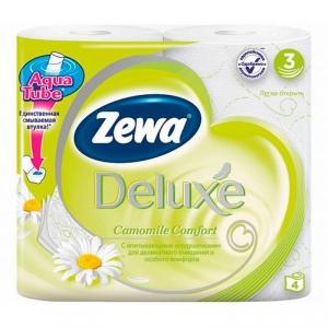 """Бумага туалетная """"Zewa Deluxe"""""""