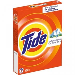 Порошок стиральный TIDE Lenor touch of scent