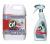Средство чистящее для сантехники Cif Washroom 2in1-2